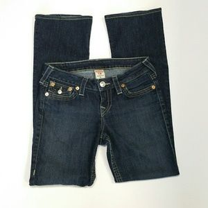 True Religion Hi-Rise Boot Cut Jeans
